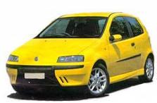 Защита двигателя на Fiat Punto 2 (1999-2006)