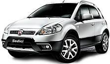 Защита двигателя на Fiat Sedici (c 2006--)