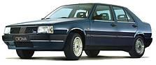 Защита двигателя на Fiat Croma (1986-1996)