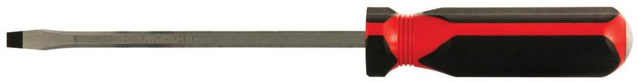 Отвертка шлиц 5х75 материал Aceron JONNESWAY (D170103), фото 2