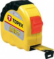 Рулетка, стальная лента 2 м x 16 мм (шт.) TOPEX (27C302)