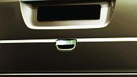 Mercedes Viano 2004-2015 гг. Накладка на ручку задней двери (нерж.) OmsaLine - Итальянская нержавейка