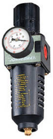 """Фильтры (влагоотделители) с регулятором давления для пневмоинструмента, 1/4"""" JONNESWAY (JAZ-6714)"""