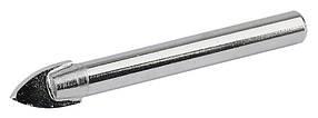 Сверло для стекла и плитки  4*60 мм GRANITE Mastertool (2-01-046)