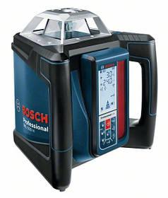 Ротационный лазерный нивелир Bosch GRL 500 H + LR 50 Professional (0601061A00)