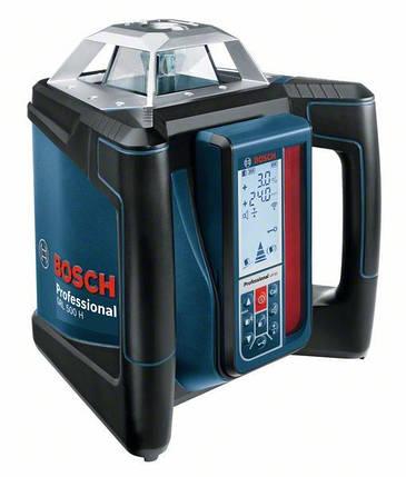 Ротационный лазерный нивелир Bosch GRL 500 H + LR 50 Professional (0601061A00), фото 2
