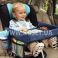 Универсальный столик для детского автокресла - Play n Snack Tray