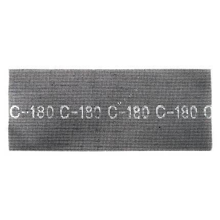Сетка абразивная 105*280мм, SiC К60 INTERTOOL KT-600650, фото 2