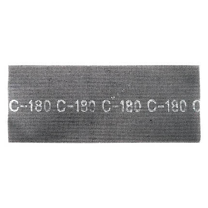 Сетка абразивная 105*280мм, SiC К120 INTERTOOL KT-601250, фото 2