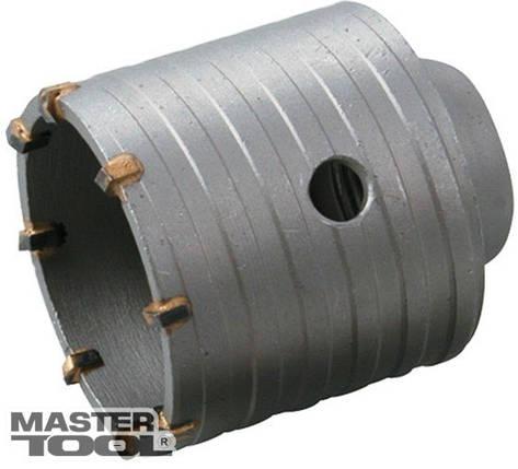 Сверло корончатое для бетона 100 мм 12 зубцов GRANITE Mastertool (2-08-100), фото 2