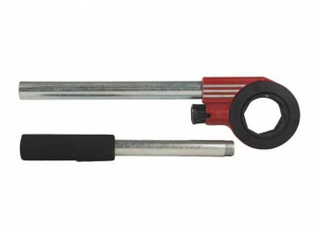 Метчик ручной М14 х 2 мм, комплект из 2 шт. Sturm (90190-01-14X200), фото 2