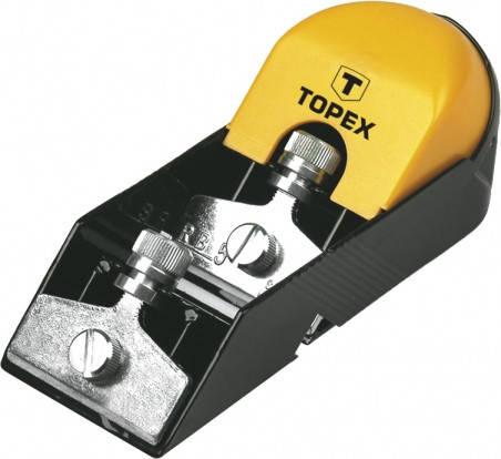 Рубанок, 150x50 мм (шт.) TOPEX (11A115), фото 2