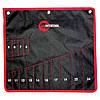 Чехол для гаечных ключей 14 карманов 430мм*430мм INTERTOOL BX-9009