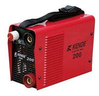 Сварочный инвертор Kende MMA-200, 200 ампер 2-4 эелектрод, Италия