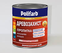 Polifarb Древозахист сосна, 0,7кг