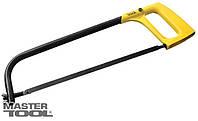 Ножовка по металлу 250-300 мм метал. ручка Mastertool (14-2225)