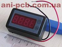 Счетчик моточасов-вольтметр СМВ-0,36-4-а