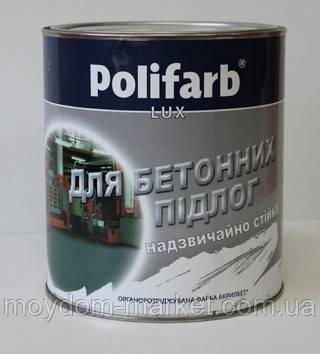 Акрилбет (сірий) фарба 14кг /д/бетонних підлог