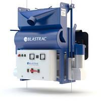 Вертикальная дробеструйная машина Blastrac EBE-900VMB