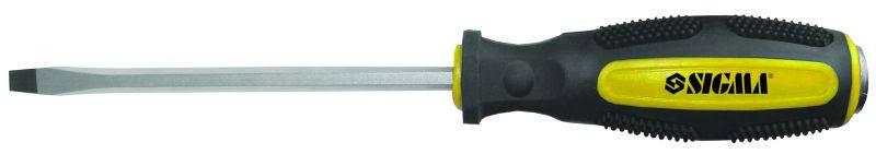 Отвертка ударная шлицевая SL5x125мм CrV sigma (4004421), фото 2