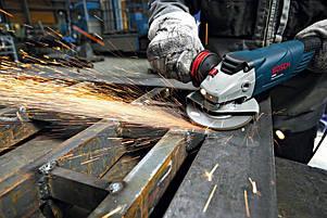 Углошлифмашина Bosch GWS 15-150 CIH (0601830522) Картон, фото 2