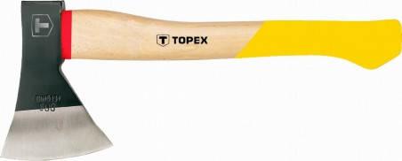 Топор 1000 г, деревянная рукоятка (шт.) TOPEX (05A140), фото 2