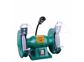 Точильный станок Sturm 150 мм, 280 Вт с подсв. (BG6015L)