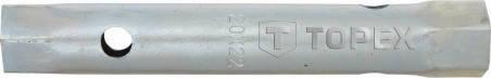 Ключ торцовой двухсторонний трубчатый  30 x 32 мм (шт.) TOPEX (35D941), фото 2