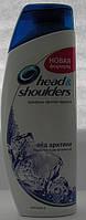 Шампунь и бальзам-ополаскиватель Head & Shoulders ощцщение ледяной свежести ЛЕД АРКТИКИ 200ml