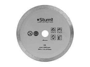 Диск алмазный 85мм Sturm (CS5045MS-85-10-1.8), фото 2