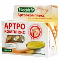 Экосвит ОЙЛ Артрокомплекс капсулы  0,5 г №60