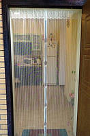 Антимоскитная сетка на двери Magic Mesh 210*90 см