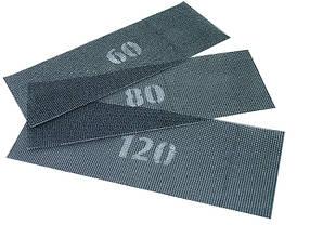 Сетка абразивная зерно  80 107*280 мм Mastertool (08-0208)