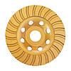 Фреза торцевая шлифовальная алмазная Turbo 180 * 22.2мм INTERTOOL CT-6280