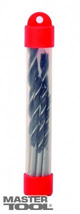 Набор сверл для дерева 8 шт (3*60, 4*75, 5*80, 6*90, 7*95, 8*103, 10*117 мм) GRANITE Mastertool (2-02-008), фото 2