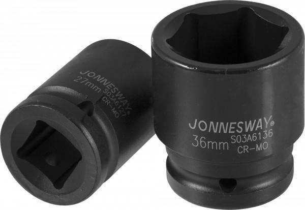 "Торцевая головка ударная 3/4""DR, 38 мм JONNESWAY (S03A6138), фото 2"