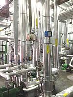 Изоляция криогенных систем амиака и азота, фото 1