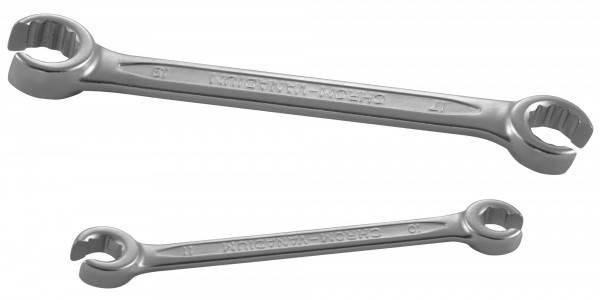 Ключ разрезной 10х11 мм JONNESWAY (W241011), фото 2