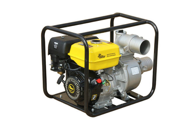 Мотопомпа бензиновая Кентавр КБМ-100 (44895), фото 2