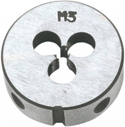 Плашка M10, 25 x 9 мм (шт.) TOPEX (14A310), фото 2