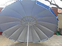 Торговый зонт 3 м 16 спиц