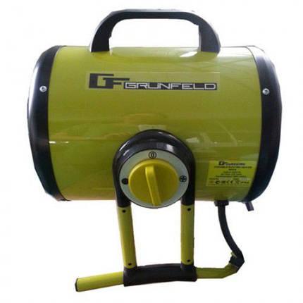 Пушка электрическая тепловая Grunfeld EFH-5 (тепловая мощность 50\2500\5000Вт), фото 2
