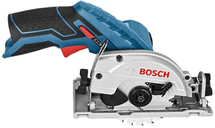 Акк. пила дисковая Li-Ion 10,8 В Bosch GKS 10,8 V-LI (06016A1000) L-BOXX, фото 2