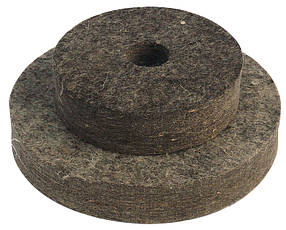 Круг войлочный мягкий 125 мм Mastertool (08-6112)