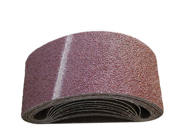 Лента шлифовальная зерно 100 76*457 мм 10 шт Mastertool (08-2310), фото 2