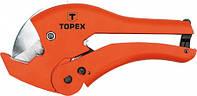 """Труборез для полимерных труб 0-42 мм  (до 1.5/8"""") (шт.) TOPEX (34D034)"""