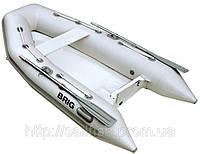 Надувная лодка Brig F300 со стеклопластиковым корпусом Brig F300