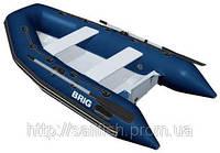 Надувная лодка BRIG F275 со стеклопластиковым корпусом Brig F275