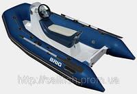 Пластиковая лодка с рулевым управлением Brig F360Sport