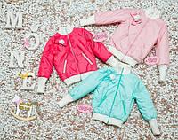 Бирюзовая курточка из весенней коллекции Моне р-ры  92